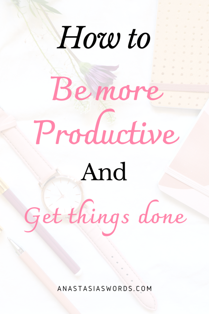 More Productive